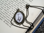 Custom Birthday Necklace- March