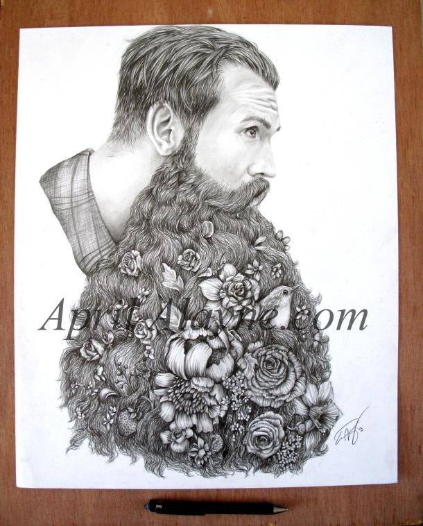 Beard Bouquet