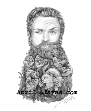 Kitten Beard