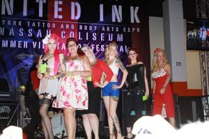 Here I am being an asshole in a pinup competition i was asked to do
